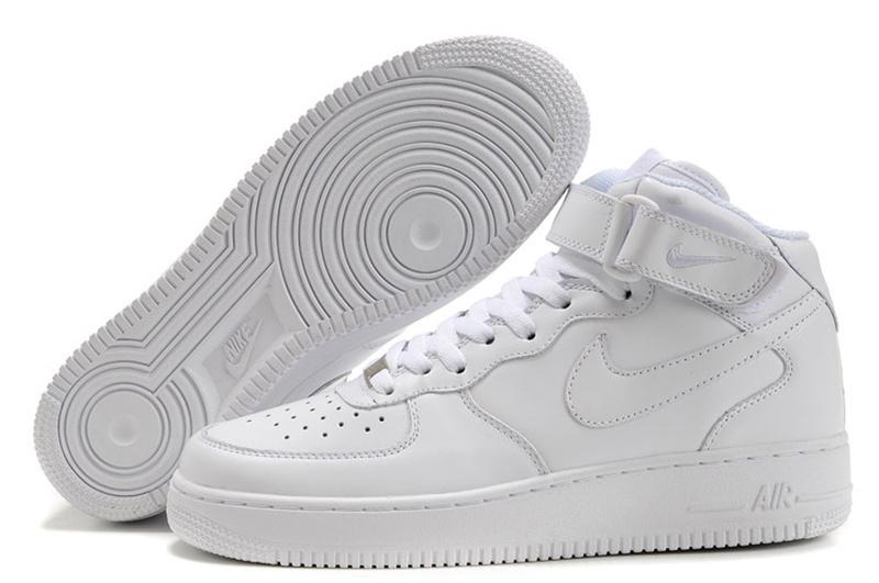 Nike Blanche Pas Cher