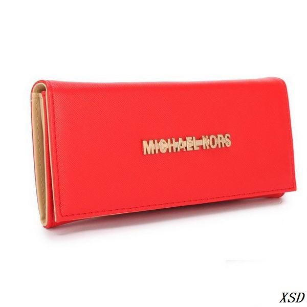 Portefeuille en cuir pour femme michael kors porte monnaie - Porte monnaie michael kors pas cher ...