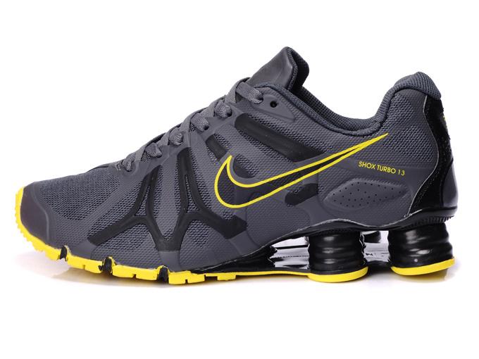 Nike Shox Nz Eu Noir Or